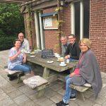 vermaak voor kinderen en senioren op minicamping Drenthe