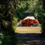 Ruime plekken minicamping Drenthe