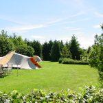 Rustige en kindvriendelijke minicamping in Drenthe met zwembad in de buurt