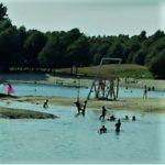 kleine boerencamping dichtbij zwembad in Drenthe