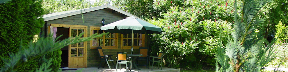 Vakantiehuisje op rustige en kindvriendelijke minicamping in Drenthe