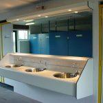 mooi sanitair op minicamping Drentsheerlijk