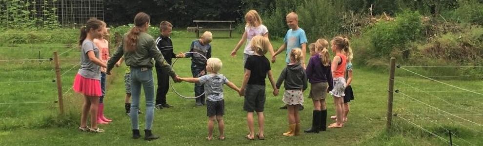 Kindvriendelijke minicamping in Drenthe